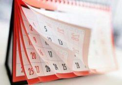 Правительство утвердило перенос выходных дней в 2020 году