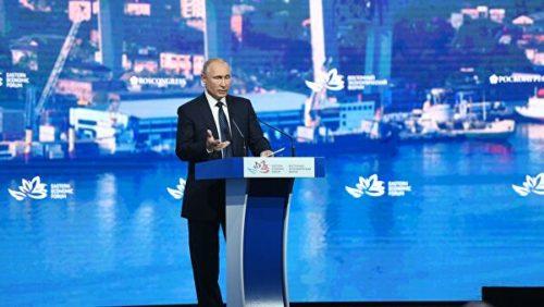 Путин раскритиковал действия контрольных органов в отношении рыболовов